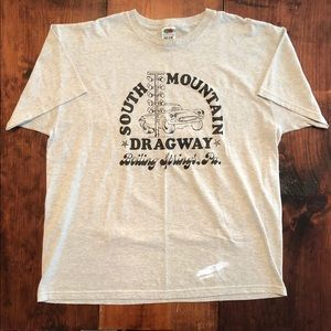 South Mountain Raceway T-Shirt Sz XL Vintage Look